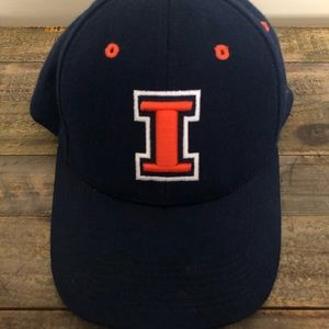Nike | Illinois Fighting Illini Wool Baseball Cap